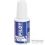 Корректирующая жидкость PILOT, на эмульсионной основе, 20 мл
