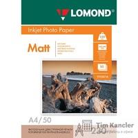 Фотобумага LOMOND Photo Quality, матовая, 1-сторонняя, А4, 230 г., 1 лист