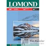 Фотобумага LOMOND Glossy, глянцевая, 1-сторонняя, A4, 200 г., 1 лист