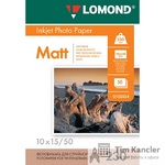 Фотобумага LOMOND Photo Quality, матовая, 1-сторонняя, А6, 230 г., 1 лист