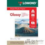 Фотобумага LOMOND Glossy, глянцевая, 1-сторонняя, А6, 230 г., 1 лист