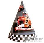 Колпачок карнавальный Формула-1