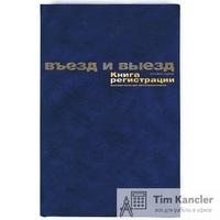 Книга регистрации Въезд и выезд автотранспорта, A4, 96 листов