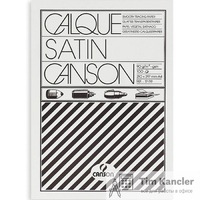 Калька CANSON под карандаш/тушь/для печати на принтере, 90 г, A4, 1 лист