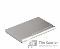 Диспенсер для визиток DURABLE металлический, на 20 штук