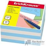 Блок для записей ERICH KRAUSE, не склееный, 90 х 90 х 50 мм