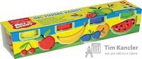 Краски для рисования руками ARTBERRY, 4 цвета, по 35 мл