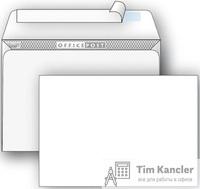 Конверт PACK POST Officepost, strip, горизонтальный, C4 (229x324 мм)