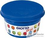 Масса для моделирования GIOTTO  Be-Be, 3 цвета (белый, синий, зеленый) по 100 г.