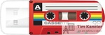 Флэш-накопитель VERBATIM Mini Casette Edition, USB 2.0, 32 Gb
