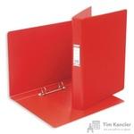 Папка на 2-х кольцах Bantex картонная/пластиковая 35 мм красная