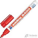 Маркер для CD Edding E-8400/2 красный (толщина линии письма 0.75 мм)