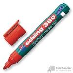 Маркер для флипчартов Edding E-380/2 красный (толщина линии 2.2 мм)