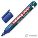 Маркер для флипчартов Edding E-380/3 синий (толщина линии 2.2 мм)