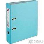 Папка-регистратор Attache Colored light 75 мм голубая