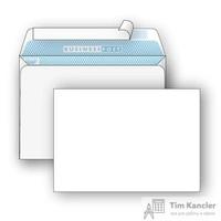 Конверт почтовый BusinessPost С6 (114x162 мм) белый удаляемая лента (1000 штук в упаковке)