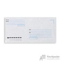 Конверт почтовый ForPost Е65 (110x220 мм) Куда-Кому белый с клеем (1000 штук в упаковке)