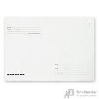 Конверт почтовый С4 (229x324 мм) Куда-Кому белый (500 штук в упаковке)