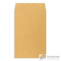 Пакет почтовый Extrapack E4 из крафт-бумаги стрип 300x400x40 мм (120 г/кв.м, 250 штук в упаковке)