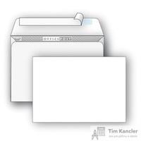 Конверт почтовый OfficePost C4 (229x324 мм) белый удаляемая лента (250 штук в упаковке)