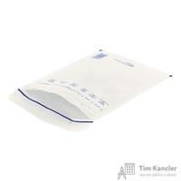Пакет почтовый 200x275 мм с воздушной подушкой Bong из белой бумаги стрип (100 г/кв.м, 10 штук в упаковке)