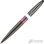Ручка шариковая автоматическая Attache Россия синяя (толщина линии 0.5 мм)