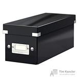 Короб Leitz Click Store черный (14.3x13.6x35.2 см)