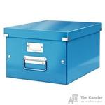 Короб Leitz Click Store А4 синий