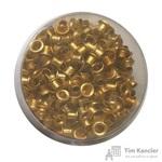 Люверсы для дырокола Attache 250 штук в упаковке диаметр 4.8 мм золотистые