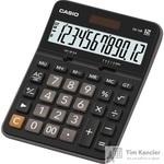 Калькулятор настольный Casio DX-12B 12-разрядный черный