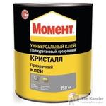 Клей Henkel Момент Кристалл Универсальный прозрачный 750 мл