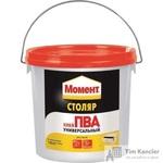 Клей для дерева Henkel Момент Столяр ПВА универсальный 3 кг