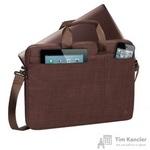 Сумка для ноутбука RivaCase 8335 15.6 коричневая