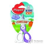 Ножницы детские Maped Kidicut (12 см, пластиковые лезвия)