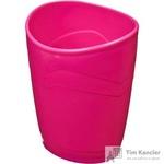 Подставка-стакан для канцелярских мелочей Attache Fantasy розовая