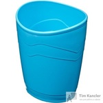 Подставка-стакан для канцелярских мелочей Attache Fantasy голубая