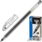 Ручка гелевая Pilot BL-SG5 черная (толщина линии 0.3 мм)