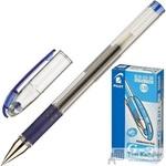 Ручка гелевая Pilot BLN-G3-38 синяя (толщина линии 0.2 мм)
