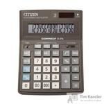 Калькулятор настольный Citizen Correct D-316/CDB1601BK 16-разрядный черный