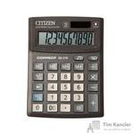 Калькулятор Citizen Correct SD-210/CMB1001BK в пластиковом корпусе с 10- разрядным ЖК-дисплеем