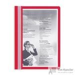Папка-скоросшиватель Attache A4 красная 10 штук в упаковке (толщина обложки 0.13 и 0.15 мм)