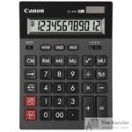 Калькулятор настольный Canon AS-444 12-разрядный черный