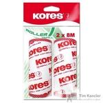 Запасной блок для чистящего ролика Kores 50 листов (2 штуки в упаковке)
