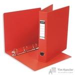 Папка на 4-х кольцах Bantex 50 мм картонная/пластиковая красная