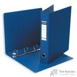 Папка на 4-х кольцах Bantex картонная/пластиковая 50 мм синяя