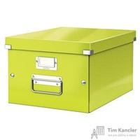 Короб Leitz Click Store A4 зеленый