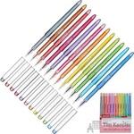 Набор гелевых ручек Attache Harmony (толщина линии 0.5 мм, 12 цветов)