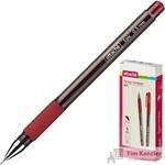 Ручка гелевая Attache Epic красная (толщина линии 0.5 мм)