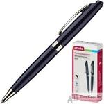 Ручка шариковая автоматическая Attache Boss синяя (толщина линии 0.5 мм)