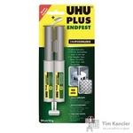 Клей Uhu Plus EndFest эпоксидный двухкомпонентный 25 г